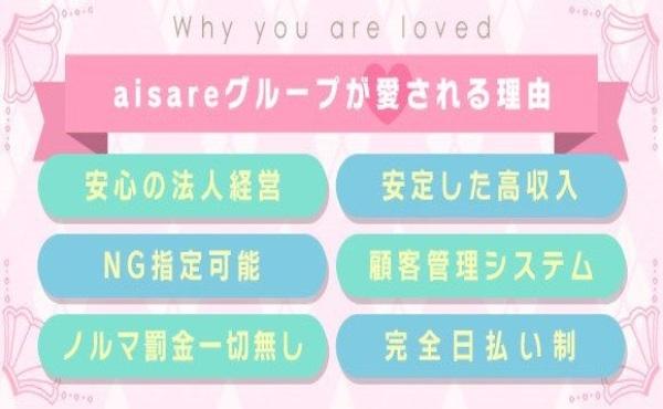 aisareグループが愛される理由